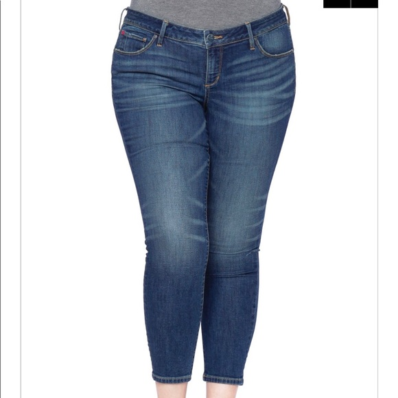 51b8e7dd0629ac Slink Jeans Jeans | Curvy Ankle Jegging Size 14 Nwt | Poshmark